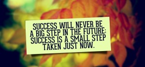 sucess-is-to-start-now